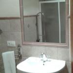 Baño habitación casa rural Ra Tenaja